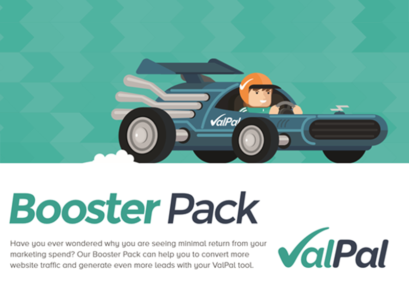 The ValPal Booster Pack