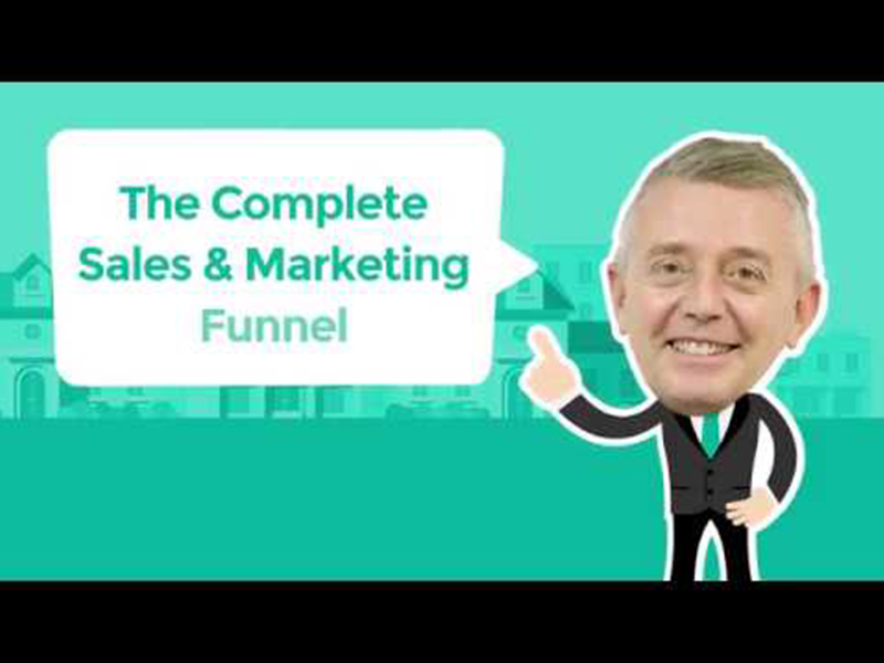 The Complete Sales & Marketing Funnel