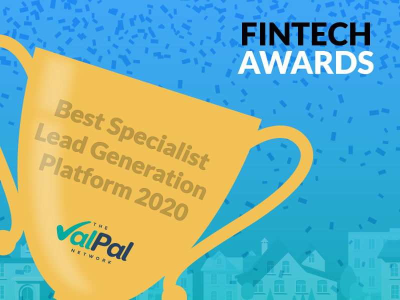 The ValPal Network named Best Specialist Lead Generation Platform 2020!