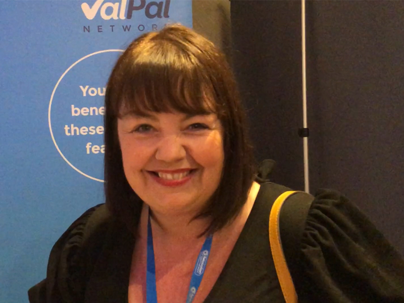 Danielle Whitby Reviews The ValPal Network