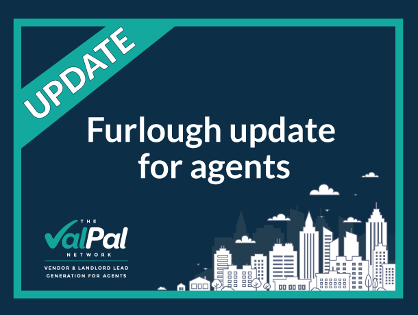 Furloughing update for agents