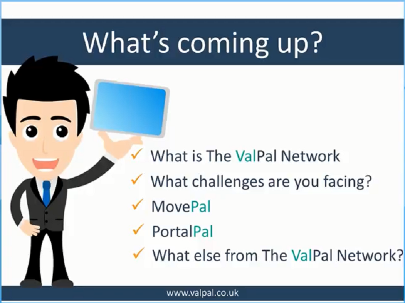 The ValPal Network Webinar